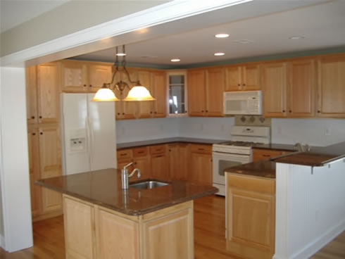 Kitchen Design on Award Winning Homes Ocean County New Jersey