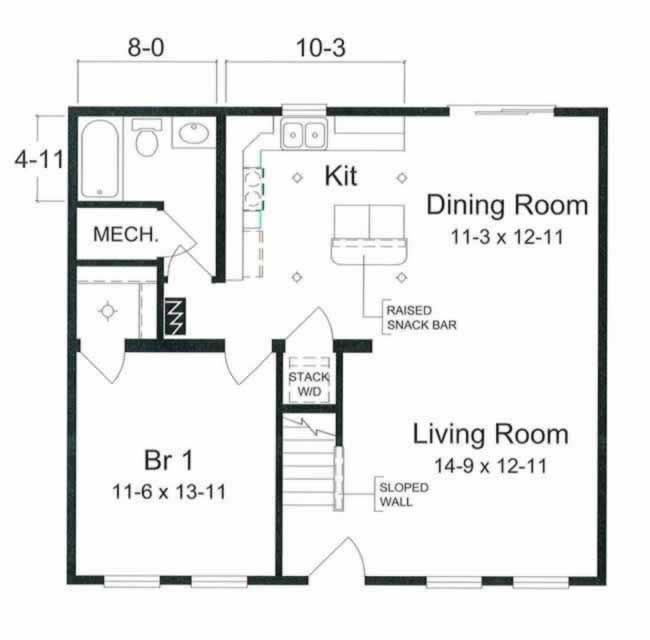 Coastal Design Collection Floor Plans, Monmouth County, New ... on 300 square foot apartment plans, 1050 square foot floor plans, 950 open floor plans, small 500 sq ft. house plans, 640 sq ft. house plans,