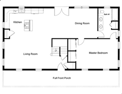 MI modular home. Michigan floor plans, pictures, info on all