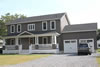 2 story Colonial custom modular floor plan with 2,960 SF of space, full basement, Brielle, NJ