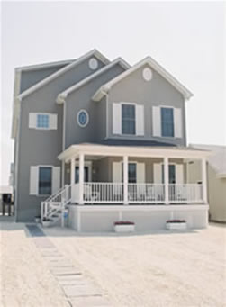 Ocean County New Jersey custom designed modular homes win home of the month award.