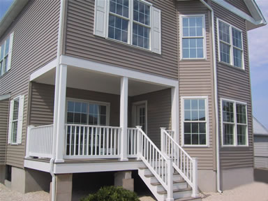 Home of the month from RBA Homes in Ocean County New Jersey.