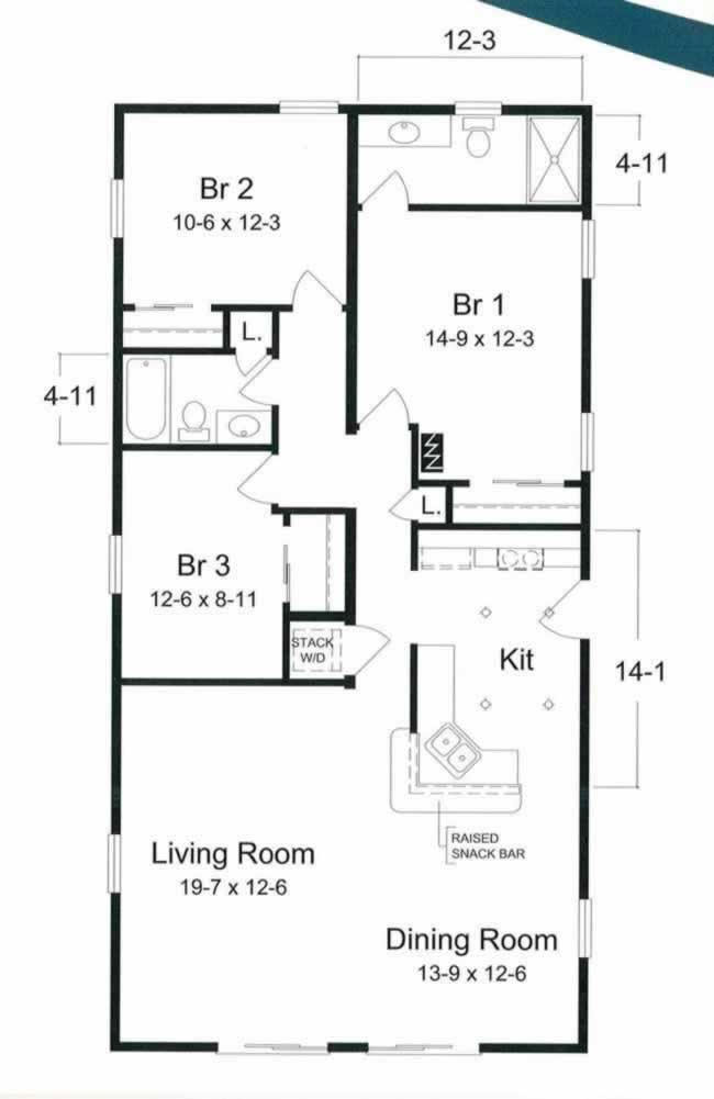 Coastal Design Collection Floor Plans, Monmouth County, New ...