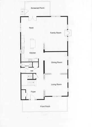 4 Bedroom Floor Plans Monmouth County Ocean County New