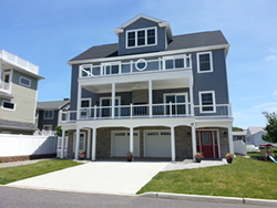 Click to learn more about this Award Winning Custom Designed Shore Colonial Modular Home