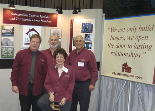 RBA Homes Central New Jersey Staff