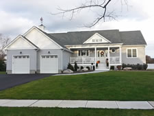 5 Bedroom Expanded Ranch custom modular floor plan with approx 3,008 sq ft in Monmouth Beach, New Jersey