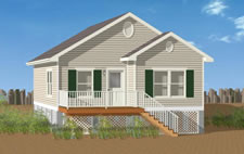 Coastal Design Collection Floor Plans for Jersey Shore Living