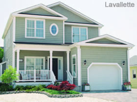 Lavallette New Jersey modular home RBA Homes