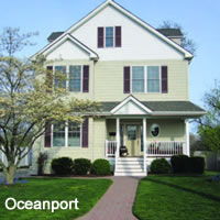 Oceanport New Jersey modular home RBA Homes