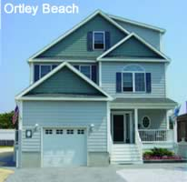 Ortley Beach New Jersey modular home RBA Homes